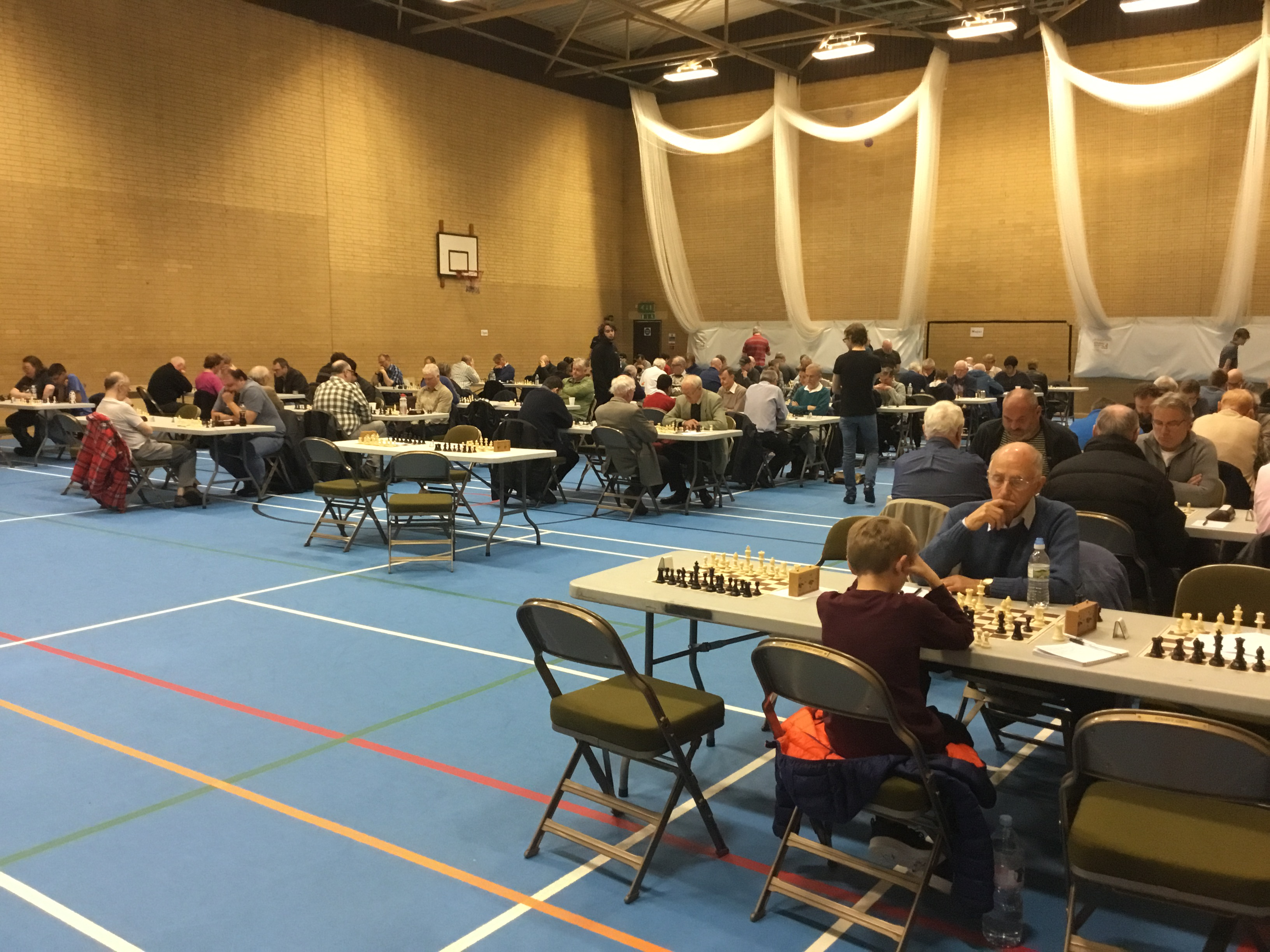 55th Hull Chess  Congress