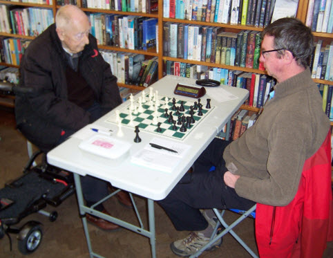 Lincolnshire Challenge Match | Hull and District Chess Association